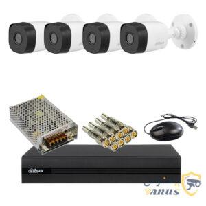 پکیج دوربین 4 کانال داهوآ مدل4B1A21P